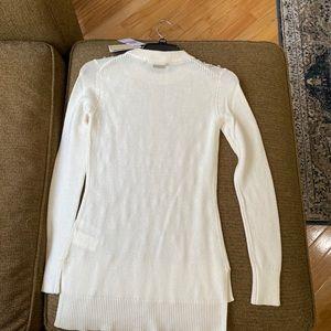 MICHAEL Michael Kors Sweaters - New studded Michael Michael Kors Sweater size XXS